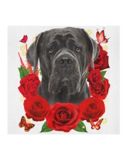 Cane Corso-Face Mask-Rose Cloth face mask aos-face-mask-coverlet-lifestyle-front-02