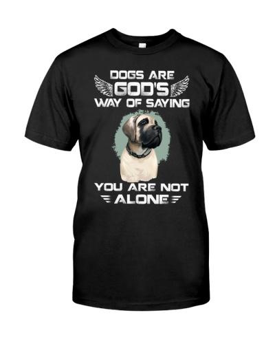 English Mastiff-Not Alone