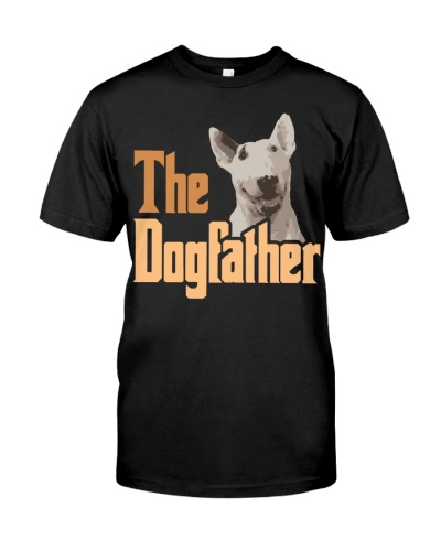 Bull Terrier-The Dogfather