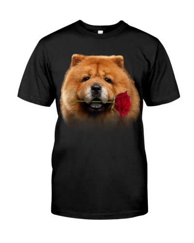 Chow Chow-Rose