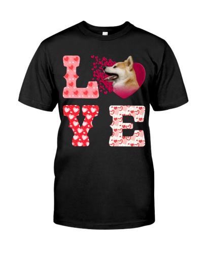 Akita-Love-Valentine