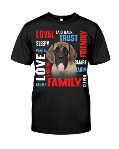 English Mastiff-Description