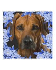 Rhodesian Ridgeback-Blue Mask Cloth face mask aos-face-mask-coverlet-lifestyle-front-02