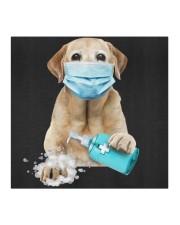 Labrador-Face Mask-Wash Cloth face mask aos-face-mask-coverlet-lifestyle-front-02