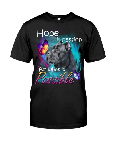 Cane Corso-Hope Is Passion