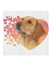Golden Retriever-My Life-Mask Cloth face mask aos-face-mask-coverlet-lifestyle-front-02