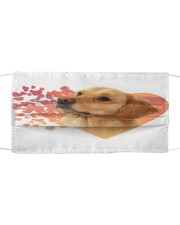 Golden Retriever-My Life-Mask Cloth face mask front