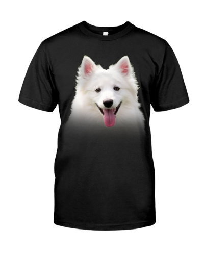 American Eskimo - Only Face