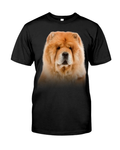 Chow Chow - Only Face