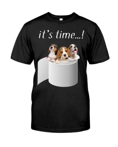 Beagle-It's Time