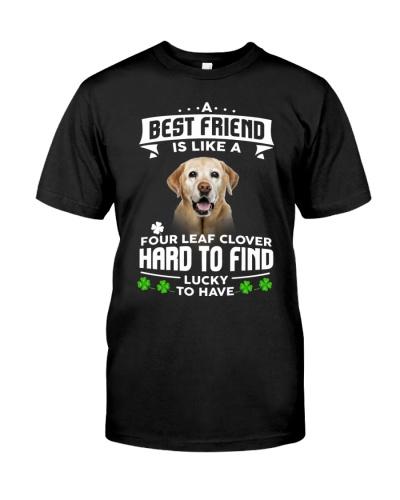 Labrador-Yellow-Best Friend