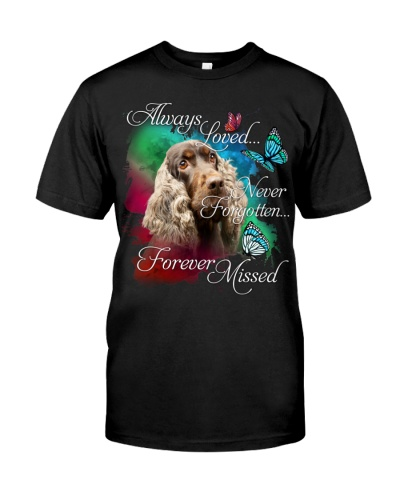 English Cocker Spaniel-02-Forever Missed