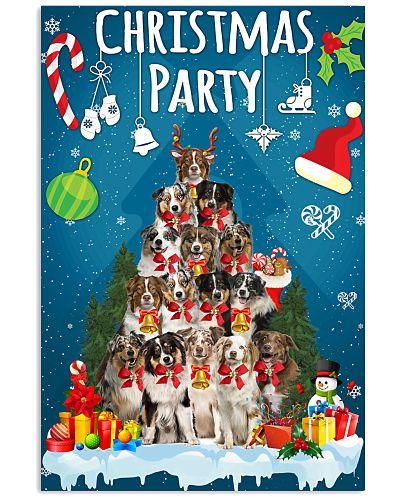 Australian Shepherd - Party