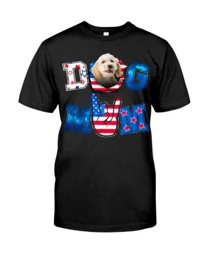 Poodle Crossbreed-USA Mom