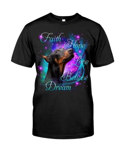 Doberman-Believe Dream