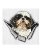 Shih Tzu-Face Mask-Torn Cloth face mask aos-face-mask-coverlet-lifestyle-front-02