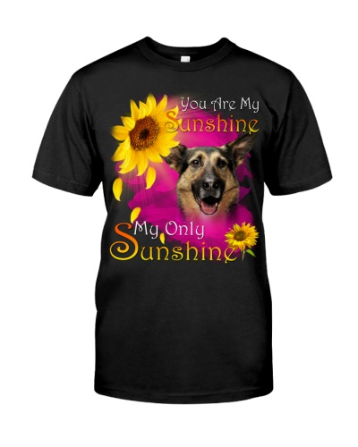 German Shepherd-Face-My Sunshine