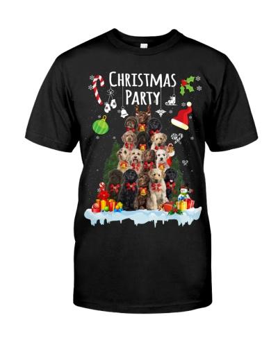 Labradoodle - Xmas Party
