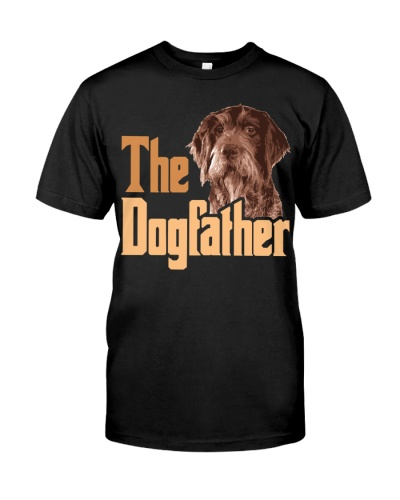 German Wirehaired Pointer-The Dogfather