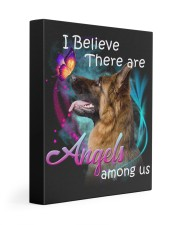 German Shepherd-Canvas Angels 11x14 Gallery Wrapped Canvas Prints front