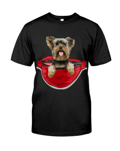 Yorkshire Terrier-Waist Pack