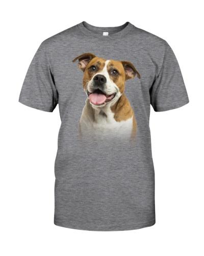 American Bulldog - Only Face