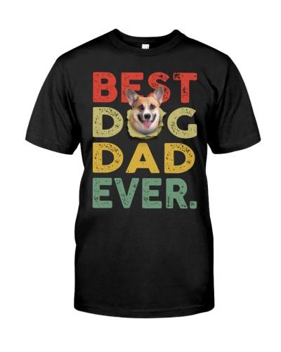Pembroke Welsh Corgi-Dog Dad Ever-02