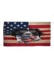 Springer Spaniel-US Mask Cloth face mask front