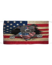 American Pit Bull Terrier-US Mask Cloth face mask front