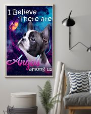 Boston Terrier-Angels-Poster 11x17 Poster lifestyle-poster-1