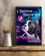 Boston Terrier-Angels-Poster 11x17 Poster lifestyle-poster-3