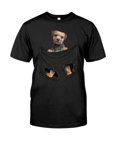 Border Terrier - Pocket-Mid