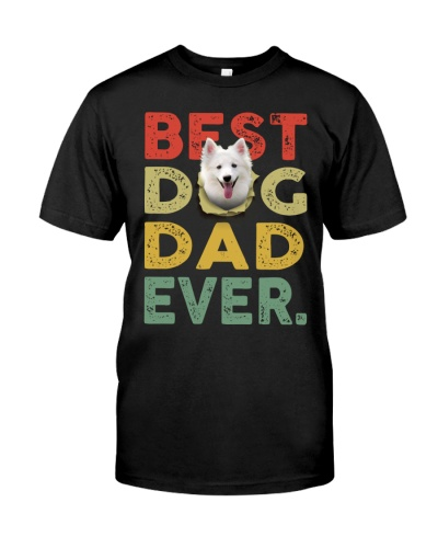American Eskimo-02-Dog Dad Ever-02