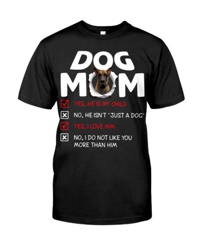 Great Dane-Dog Mom