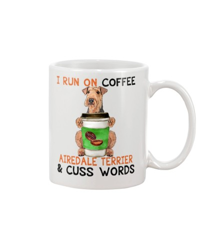 Airedale Terrier-Coffee