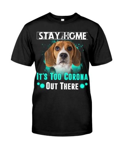 Beagle-Stay Home