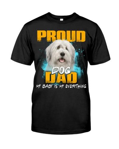 Old English Sheepdog-Proud Dog Dad