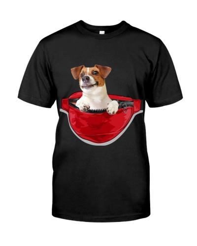 Jack Russell Terrier-Waist Pack
