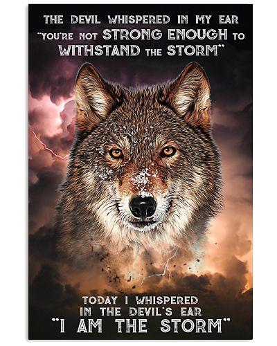 Wolf - Storm