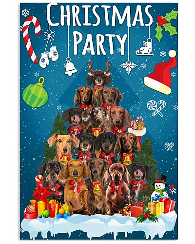 Dachshund - Party