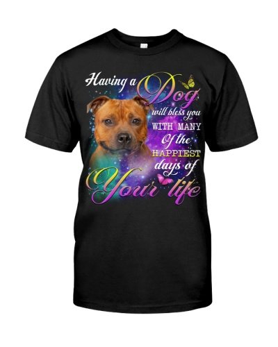 Staffordshire Bull Terrier-Bless You