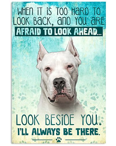 Dogo Argentino - Beside You