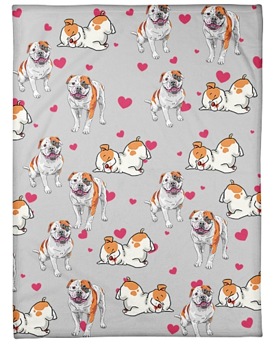American Bulldog - Heart02