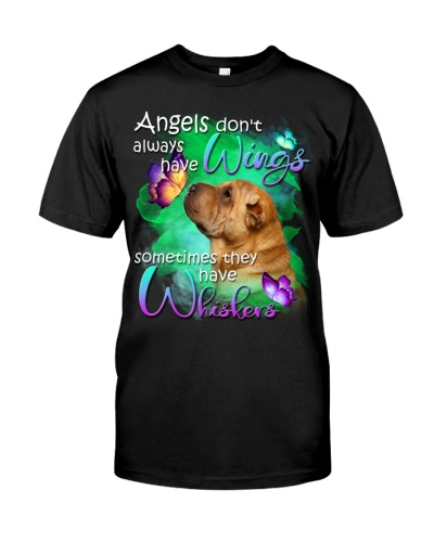 Shar Pei-Have Whiskers