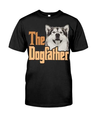Alaskan Malamute-The Dogfather
