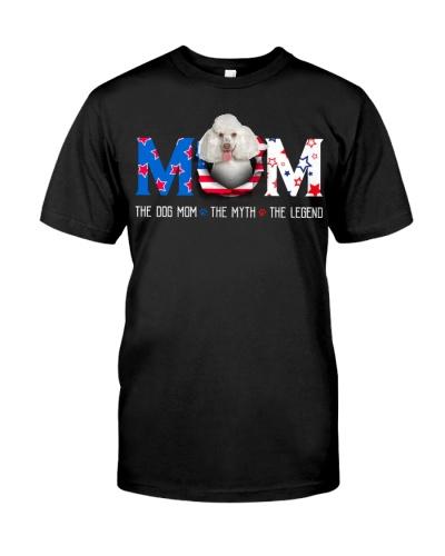 Poodle-White-Mom USA