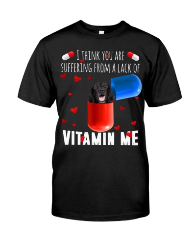 Flat Coated Retriever-Vitamin Me