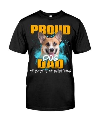 Pembroke Welsh Corgi-Proud Dog Dad