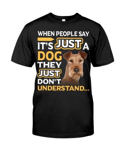 Irish Terrier-They Don't Understand