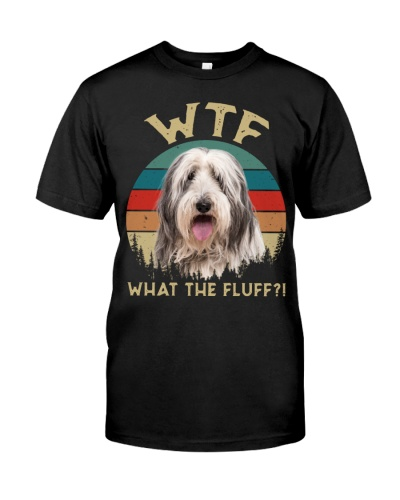 Bearded Collie-What The Fluff